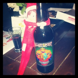 Elf on a Craft Beer (be thankful its not an animated GIF)